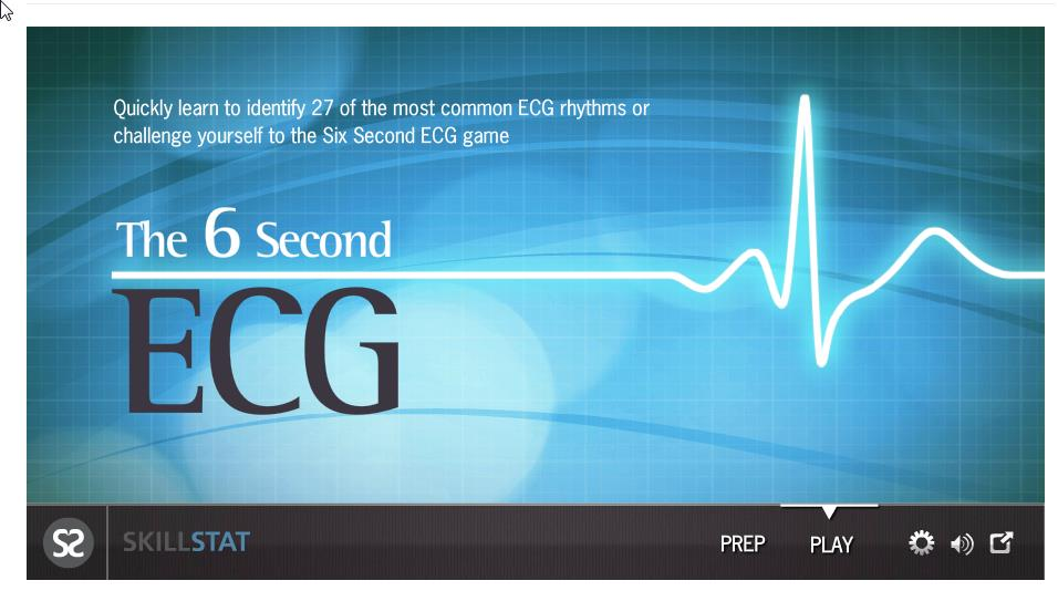 ECG Simulator - ECG Training